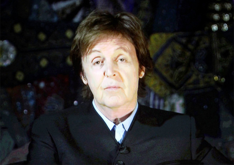Paul McCartney Names Album \'Kisses on the Bottom\'?