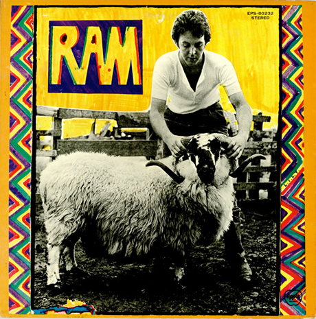 Paul And Linda Mccartney S Ram Set For Deluxe Reissue