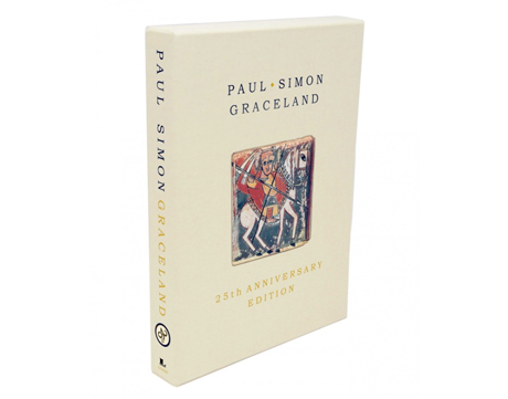 Paul Simon Details 'Graceland' 25th Anniversary Packages