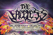 The Faceless Take 'Planetary Duality' on 10th Anniversary Tour