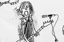 "Watch a Cartoon Pearl Jam Blast Through ""Superblood Wolfmoon"""