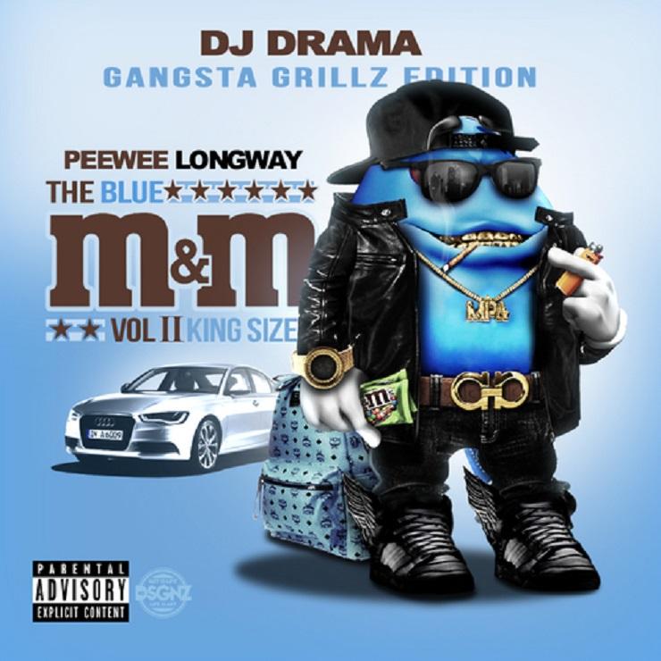 peewee longway m&m vol 2