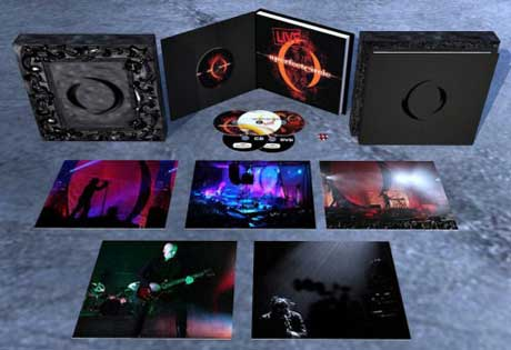 A Perfect Circle Issuing Live Box Set