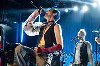 Perry Farrell's Kind Heaven Orchestra Mod Club Theatre, Toronto ON, June 25