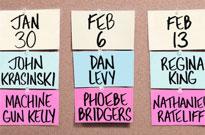 Phoebe Bridgers and Dan Levy Are Doing 'SNL'
