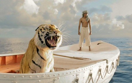 Life of Pi - Directed by Ang Lee