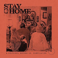 Polyvinyl Shares 'Stay Home' Comp with Of Montreal, Palehound, Xiu Xiu