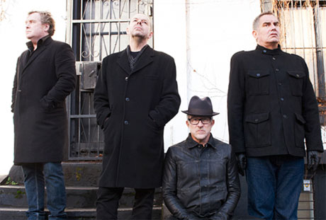 The Pop Group Return with First New Album in 35 Years