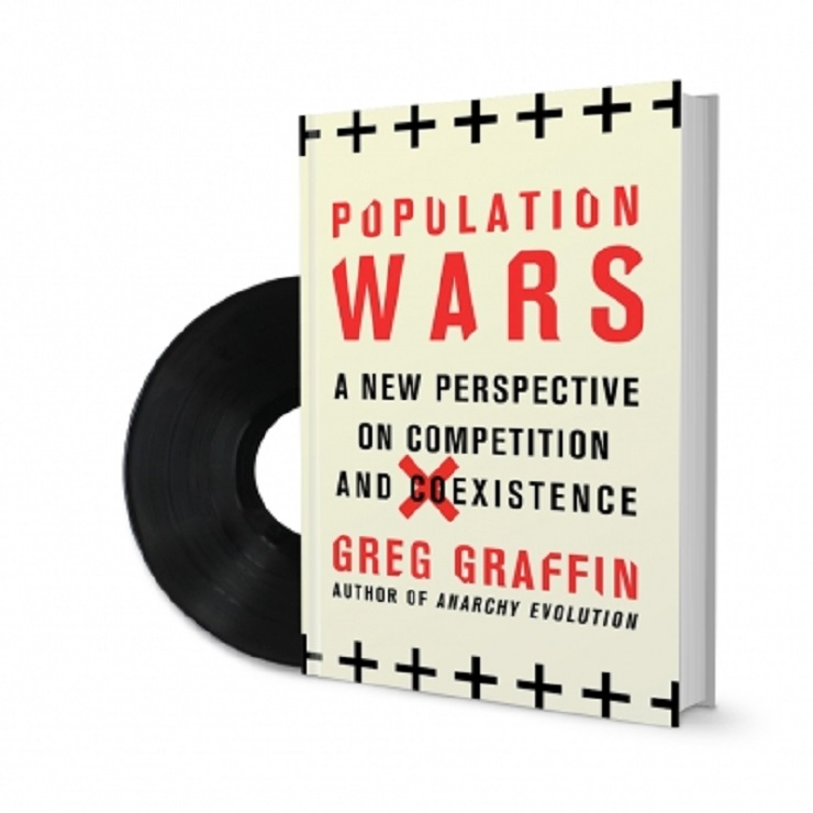 Bad Religion's Greg Graffin Pens 'Population Wars' Book