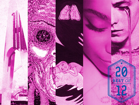 Exclaim!'s Best Albums of 2012: - Pop and Rock, Part One