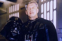 'Star Wars' Darth Vader Actor David Prowse Dead at 85