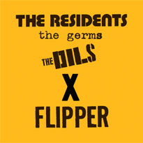 Early Singles by the Residents, X, the Germs Reissued