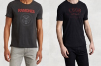 Fashion Designer John Varvatos Ups the Punks with These Expensive Ramones and CBGB Shirts