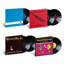 Queens of the Stone Age Reissue Four Out-of-Print Albums
