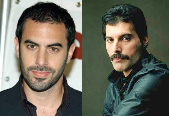 e4beba933b39b Sacha Baron Cohen Opens Up About Leaving Freddie Mercury Biopic in New  Interview