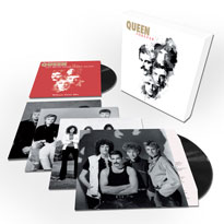 Queen Release 'Queen Forever' as Vinyl Box