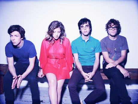 Ra Ra Riot Announce 'Beta Love' LP, Book North American Tour Dates