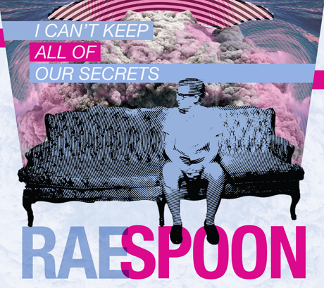 Rae Spoon - 'I Can't Keep All of Our Secrets' (album stream)