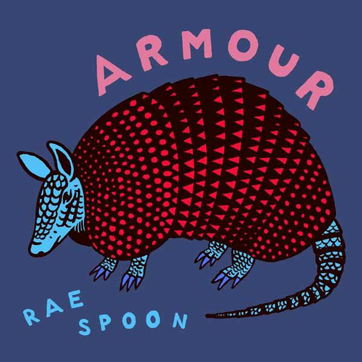 Rae Spoon Returns with 'Armour'