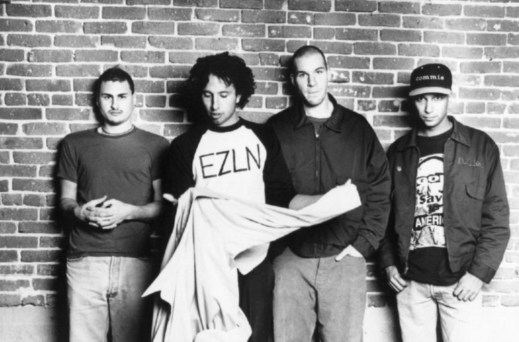 Rage Against the Machine Announce 2020 Reunion Shows