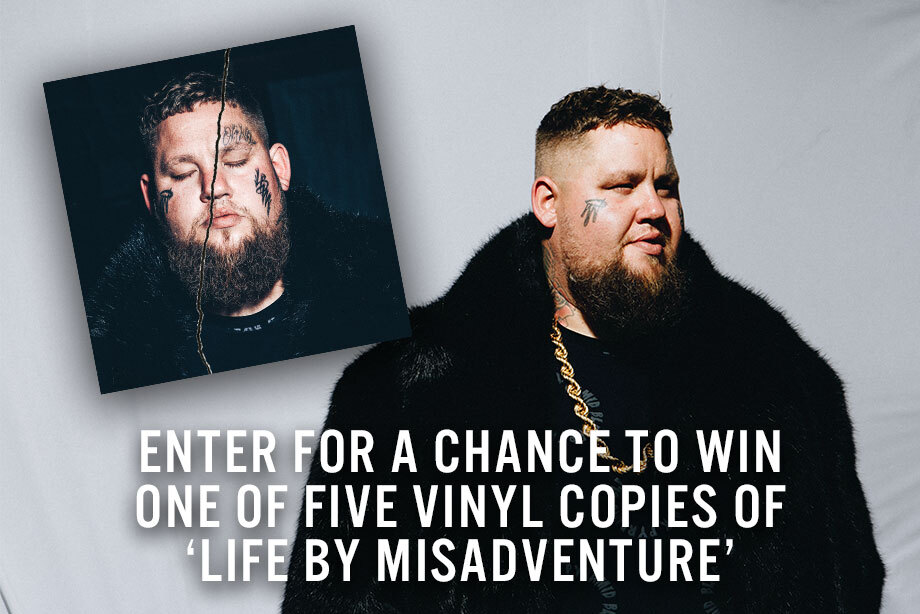 Rag'n'Bone Man — Enter for Your Chance to Win a Copy of 'Life by Misadventure'!