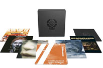 Rammstein Look Back with Retrospective Vinyl Box Set