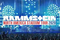 Rammstein Detail North American Tour