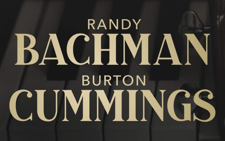 Randy Bachman and Burton Cummings to Perform Together in Toronto
