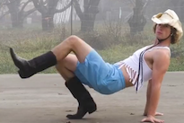 This Man Dancing to 'Rasputin' Will Surely Make Your Day