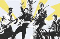 """Arkells Map Out """"Rally Cry Tour"""" with Lord Huron"""