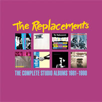 The Replacements Reissue Catalogue with New Box Set