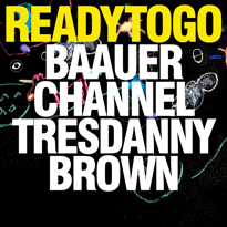 """Danny Brown, Baauer and Channel Tres Collide on """"Ready to Go"""""""