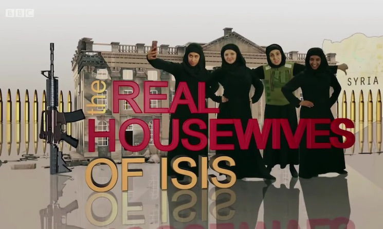 "BBC Comedy Show Under Fire for ""Real Housewives of ISIS"" Sketch"