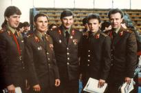 Red ArmyGabe Polsky