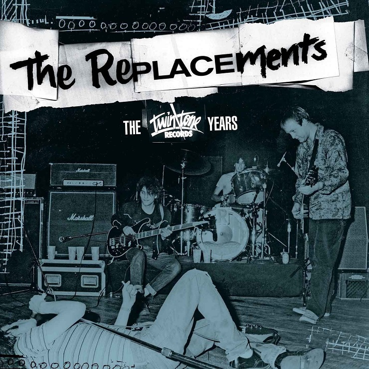 The Replacements Collect Early Lps For The Twin Tone