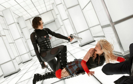 Resident Evil: Retribution - Directed by Paul W.S. Anderson