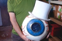 Residents Eyeball Mask Stolen