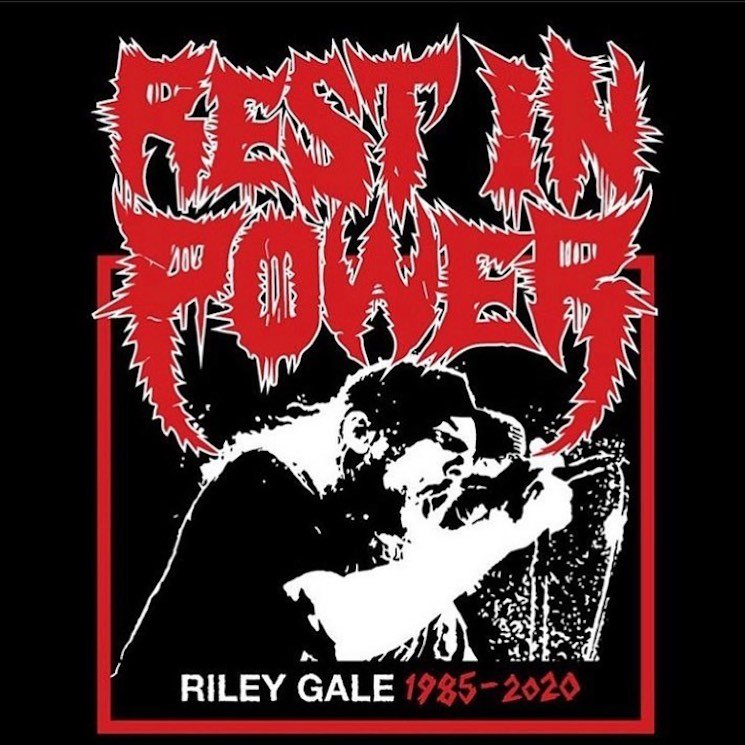 Tributes Pour in for Power Trip's Riley Gale