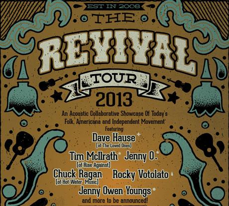 Rise Against Revival Tour