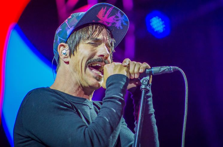 Red Hot Chili Peppers Cancel Quebec City Show