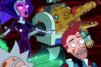 The Vindicators from 'Rick and Morty' Are Getting a Spinoff Series