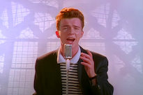 Rick Astley's 'Never Gonna Give You Up' Reaches 1 Billion YouTube Views