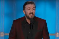 "Ricky Gervais to Host Golden Globes for Fifth and ""Very Last Time"""