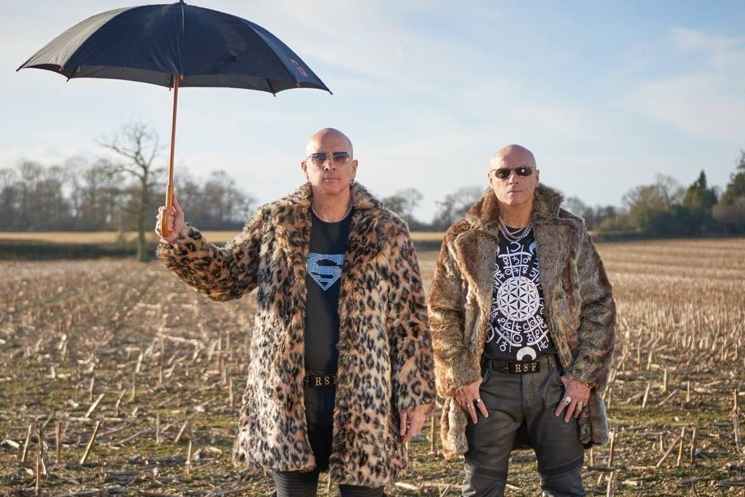 Right Said Fred Are Mad at the Vancouver Airport over Separate Vaccination Lines | Exclaim!