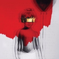 Rihanna Names New Album 'Anti,' Shares Artwork