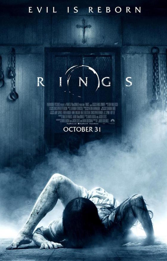 Get Spooked with the New Trailer for 'Rings'