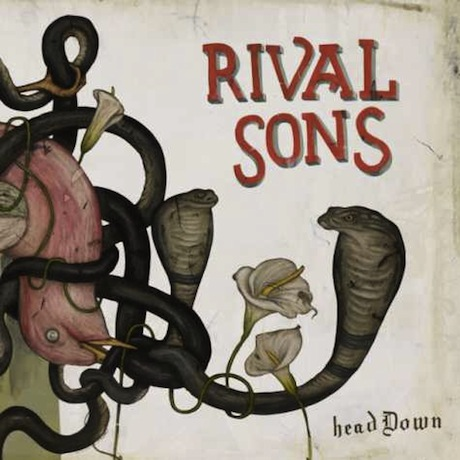 Rival Sons'Head Down' (album stream)