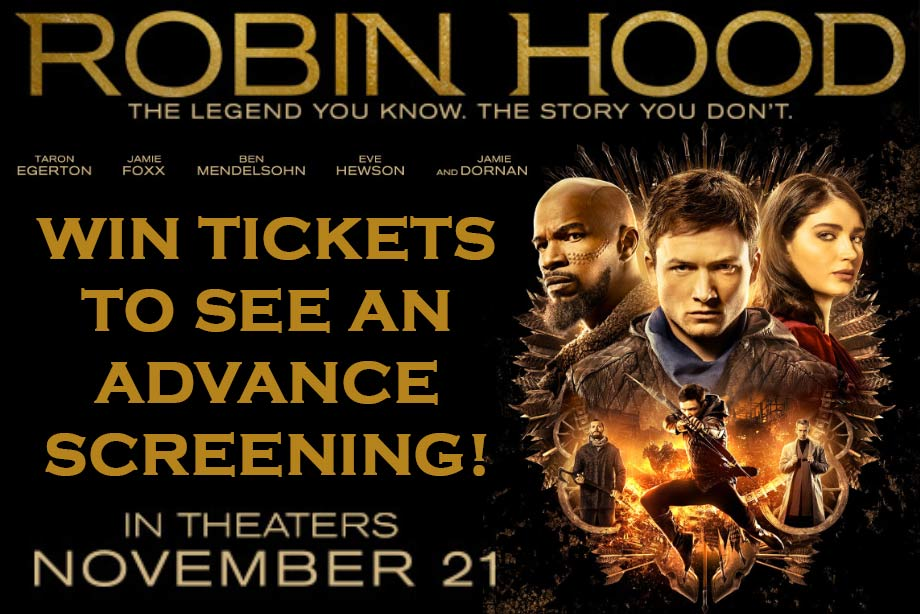 'Robin Hood' - Win advance screening passes!