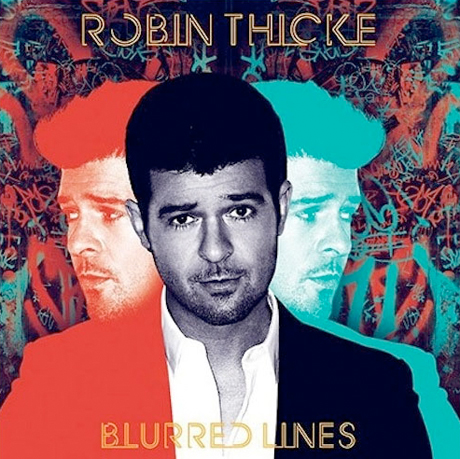 Robin ThickeBlurred Lines
