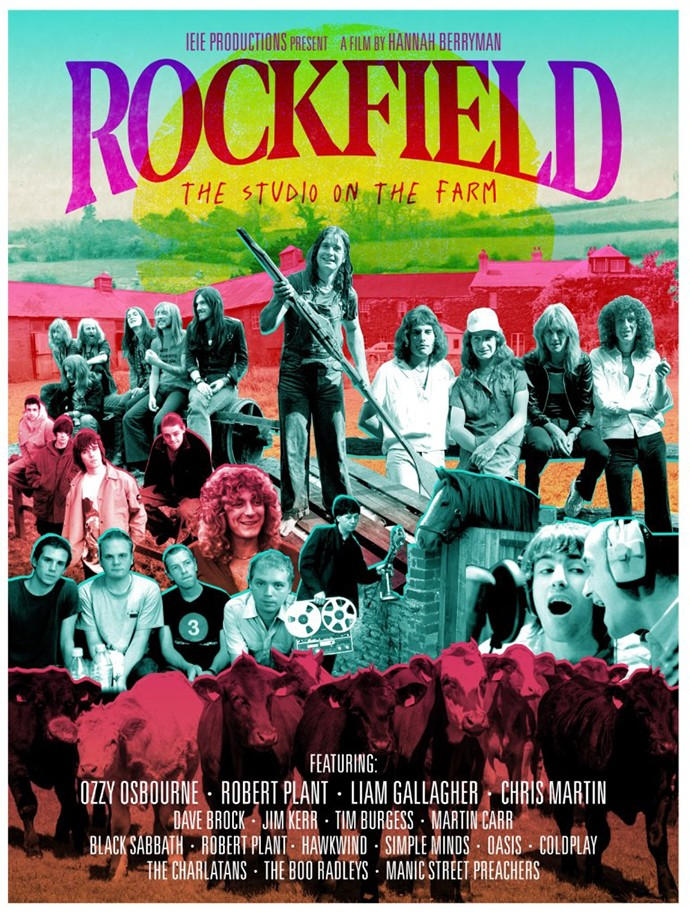 Get Excited for 'Rockfield: The Studio on the Farm'